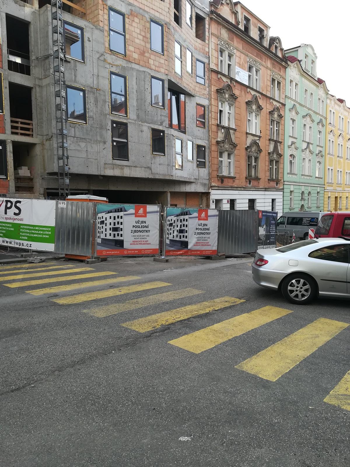 Bydlení v Nuslích – Rezidence Rostislavova