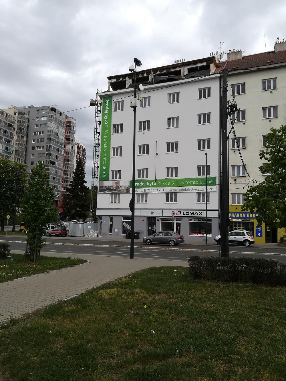 Poslední volné byty v projektu Bohdalecké výhledy