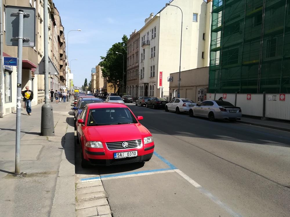 Novostavba Osadní v pražských Holešovicích