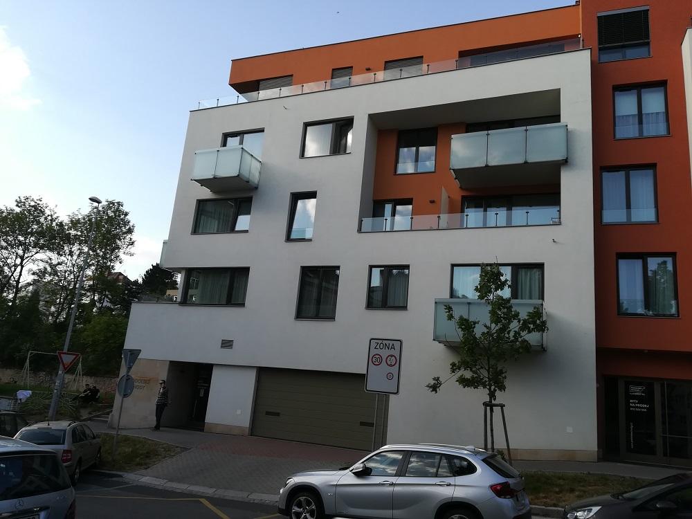 Podolské schody – kousek k Vltavě