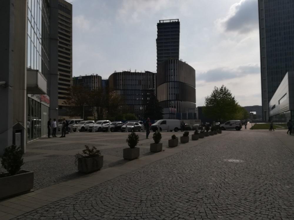 Nejvyšší bytový dům v Česku