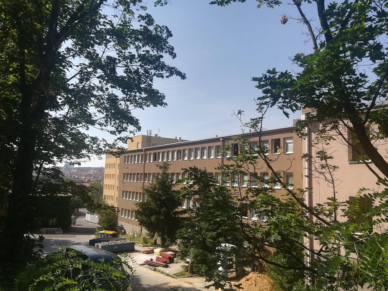 Nové byty přibydou příští rok u parku Grebovka
