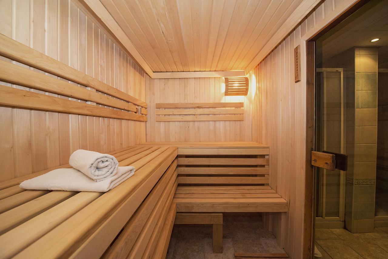 Finská sauna potřebuje také dobrý projekt