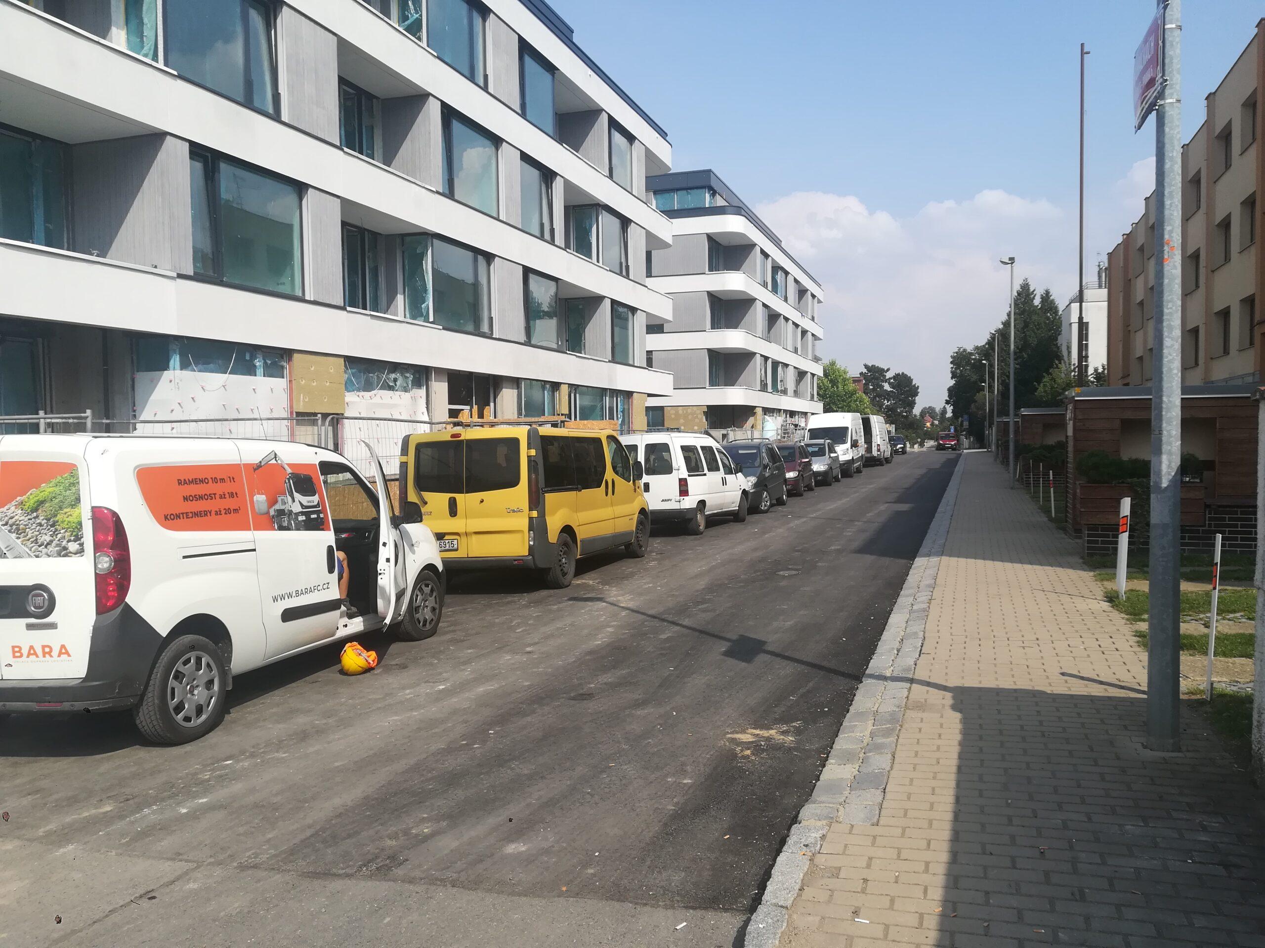 Penta: Nové bytové domy v pražských Střešovicích budou dokončny již tento rok