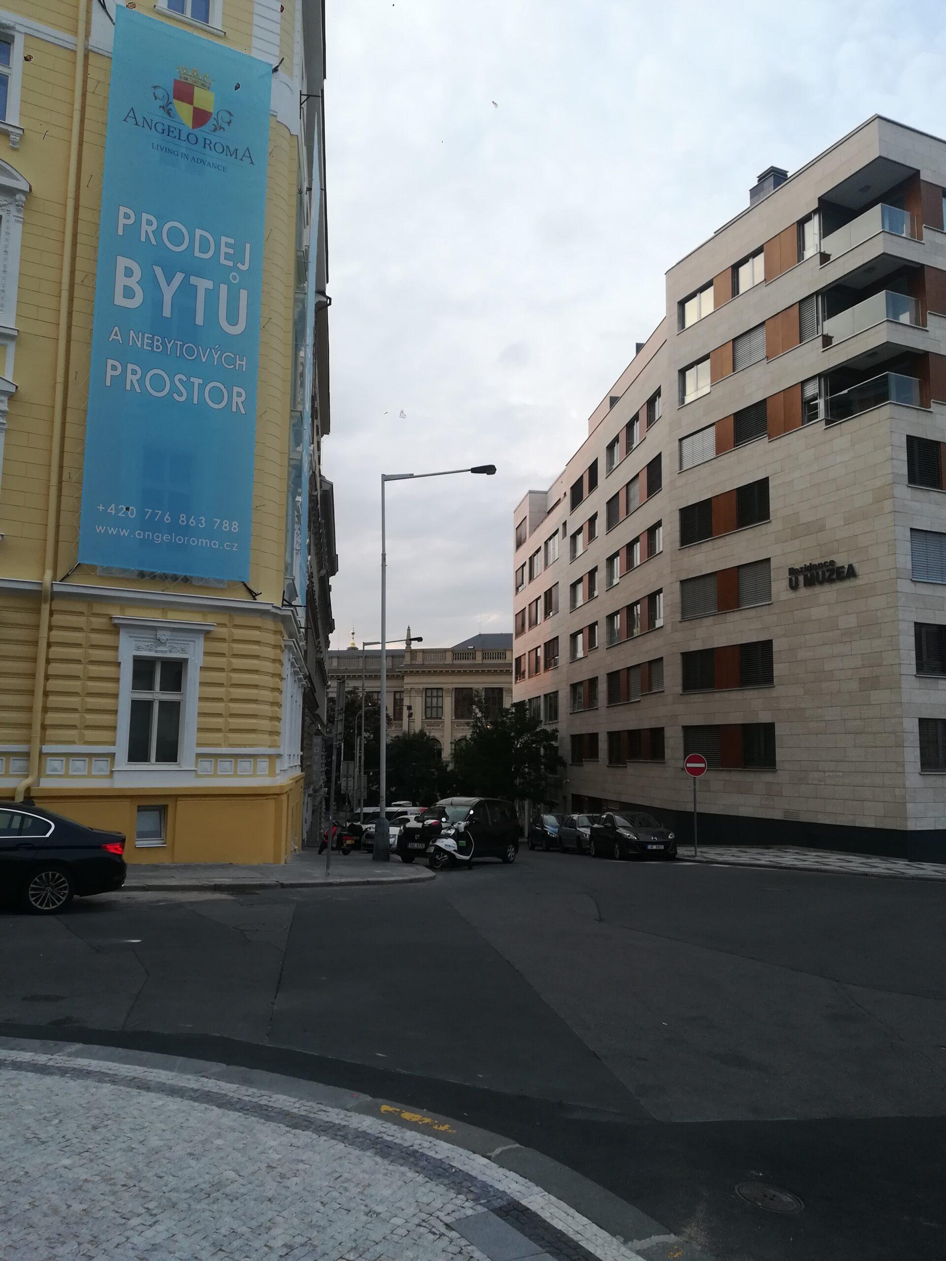 Nově zrekonstruované byty na Římské ulici v Praze