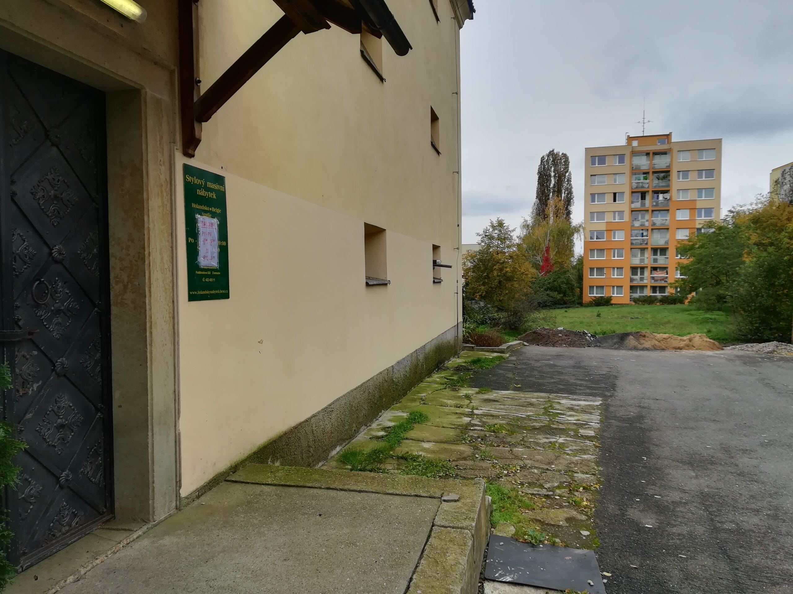 Nový bytový dům v pražských Záběhlicích