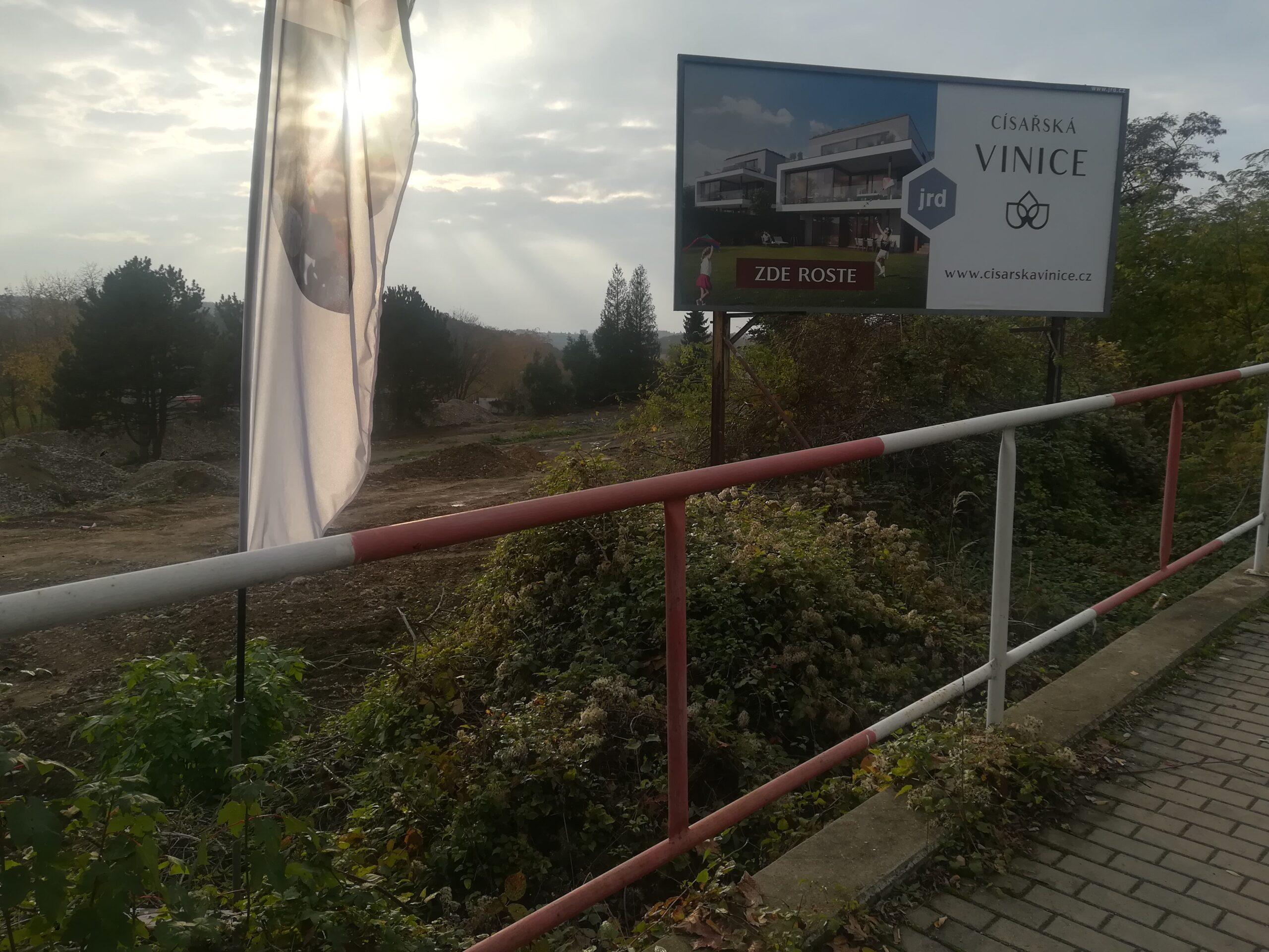 Byty a viladomy – Císařská vinice