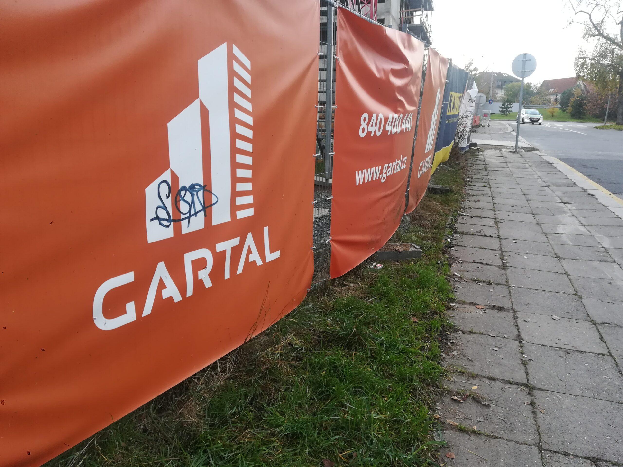 Gartal: Nové byty v oblasti Záběhlic