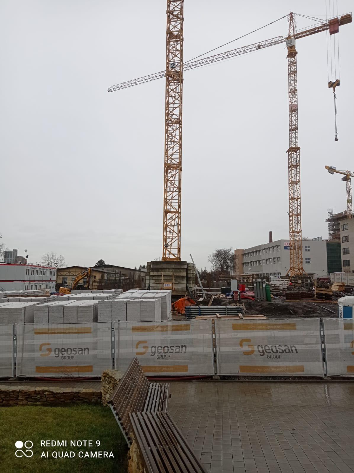 Nové byty v projektu Výhledy Rokytka