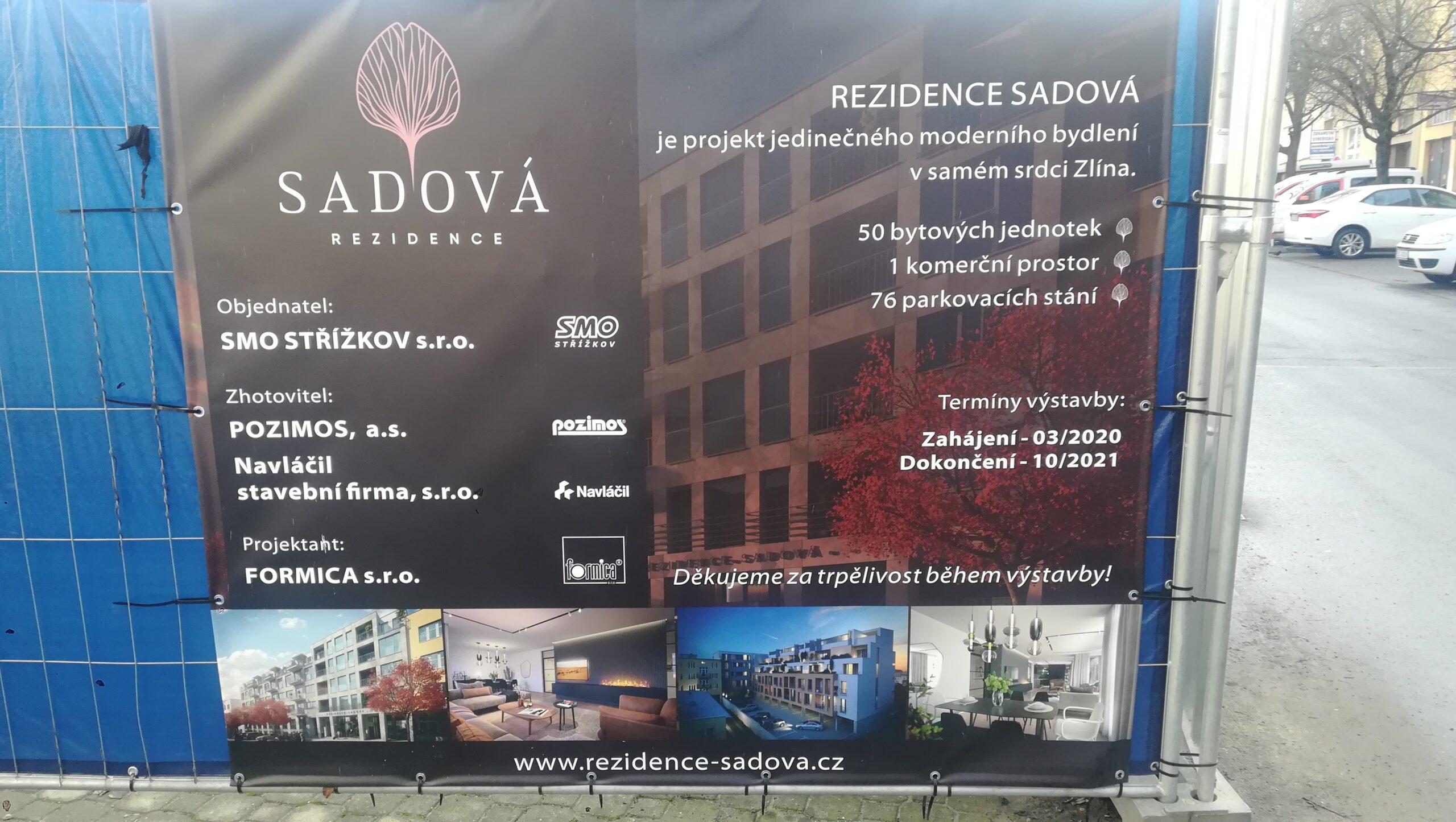 Jaké nové byty lze zakoupit v krajském městě Zlín – přehled pro roky 2021/22