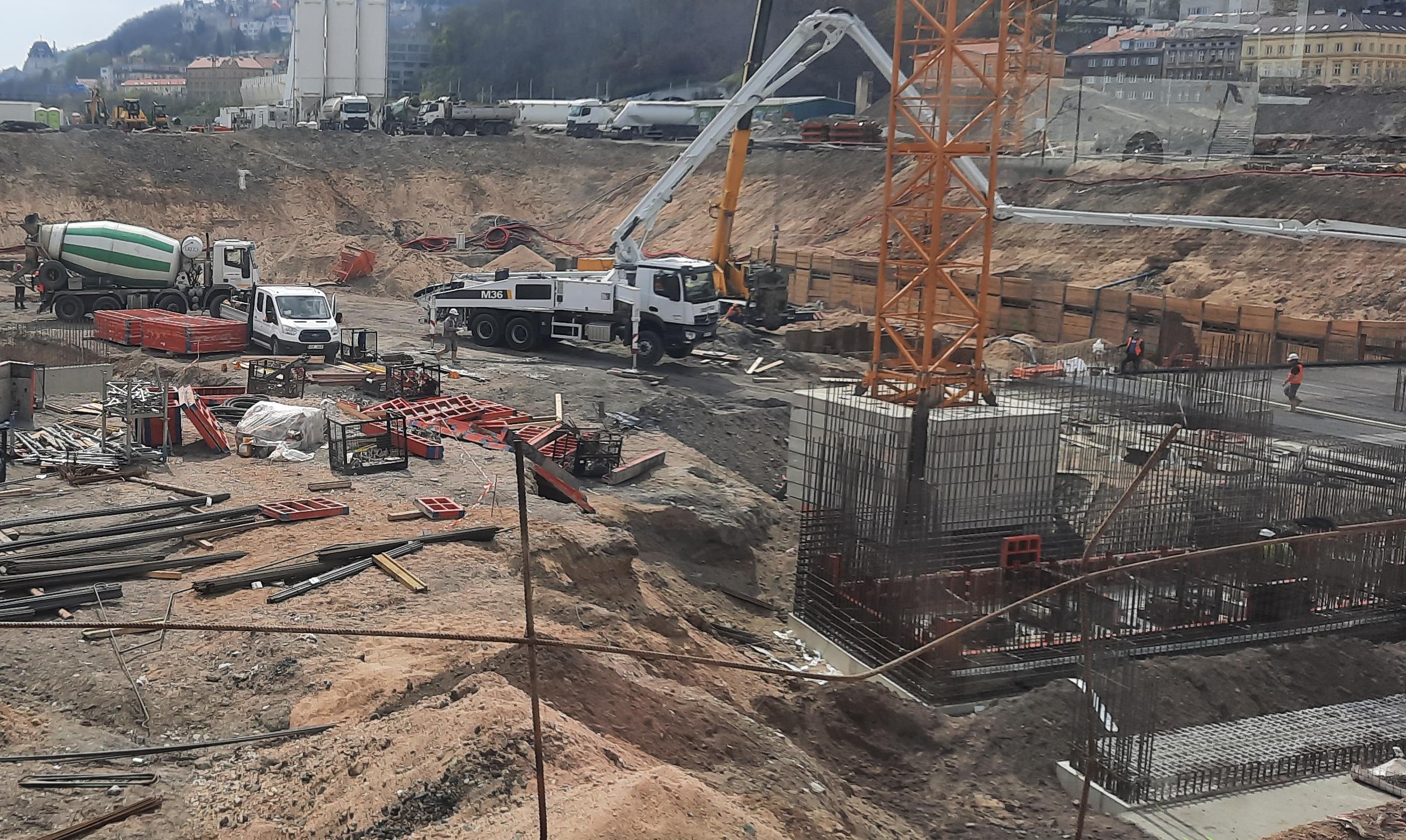Druhy betonů a betonových směsí