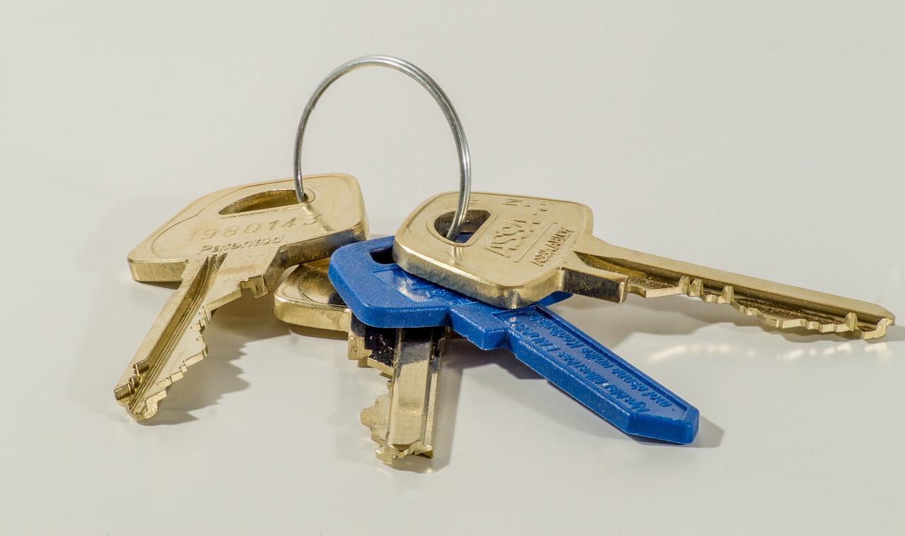 Co dělat, když se vám zalomí klíč v zámku?